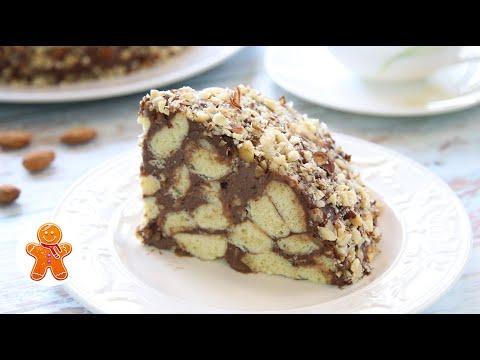 Торт Орешек ✧ Недорогой Домашний Торт из Простых Продуктов