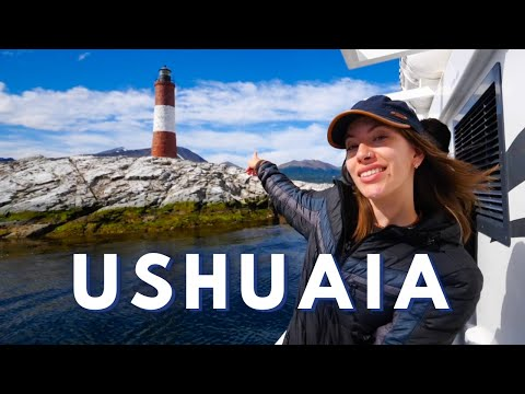 Things to do in USHUAIA, Argentina 🇦🇷 | Ushuaia Travel Guide - the City at the End of the World! 🐧