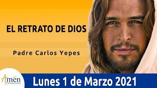 Evangelio De Hoy Lunes 1 Marzo 2021. Lucas 6,36-38 l Padre Carlos Yepes