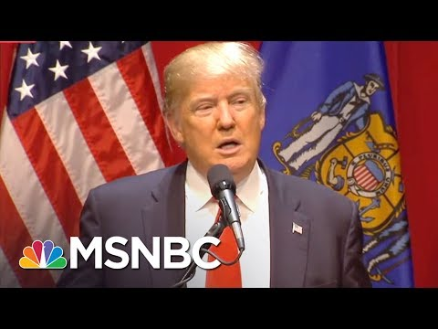 AP Report: Donald Trump Got A Crash Course On 'Globalism' Before U.N. Visit | The 11th Hour | MSNBC