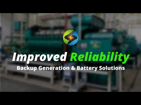 Business Energy Solutions — Backup Generation & Batteries