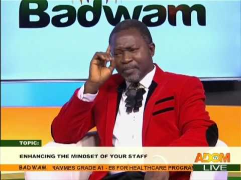 Enhancing The Mindset of Your Staff - Afisem on Adom TV (27-2-17)