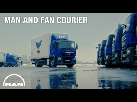 MAN and FAN Courier - reliable partners