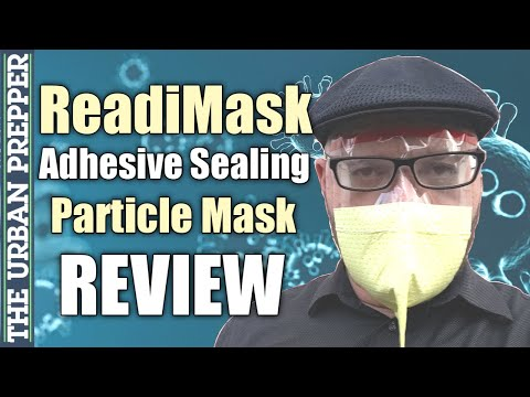 ReadiMask Adhesive-Sealing Particle Mask Review