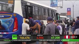 América Latina supera el millón de casos positivos de covid-19