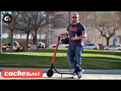 SEAT Patinete eléctrico exs Kickscooter 2019 | Prueba / Test / Review en español | coches.net
