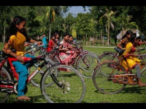 Cykla till jämställdhet?