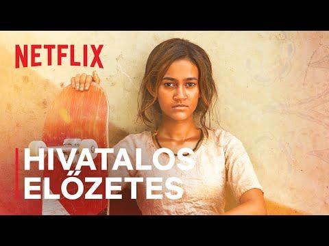 A gördeszkás lány   Hivatalos előzetes   Netflix