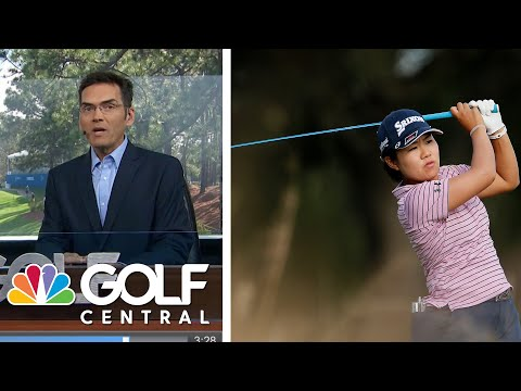 Previewing the LPGA Tour's Diamond Resorts Tournament of Champions   Golf Central   Golf Channel