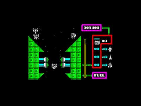 Grandes Desconocidos: Canyon Warrior (Front Room Team/Mastertronic) Spectrum