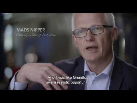 A Pump - Grundfos Water and Sustainability