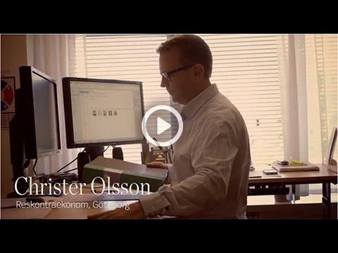 Ekonom Christer Olsson - Akademiska Hus
