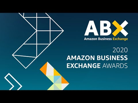 amazon.co.uk & Amazon Promo Codes video: ABX 2020/Day 2/Amazon Business Exchange Awards 2020