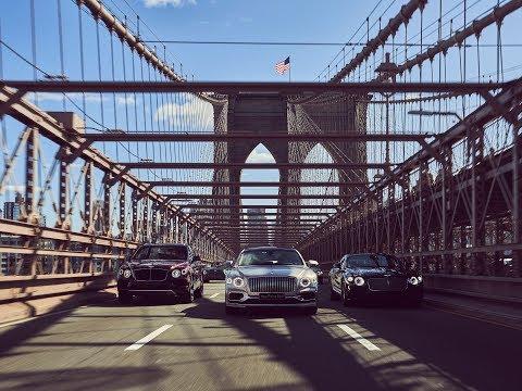 Bentley?s centenary celebrations continue in New York | Bentley