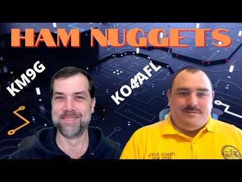 Ham Nuggets Live - Steve Anderjack/KO4AFL