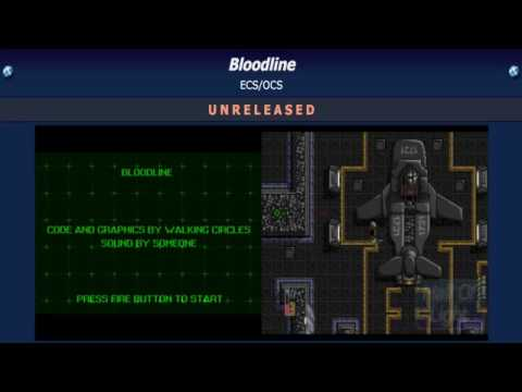Bloodline - (Unreleased) Commodore Amiga