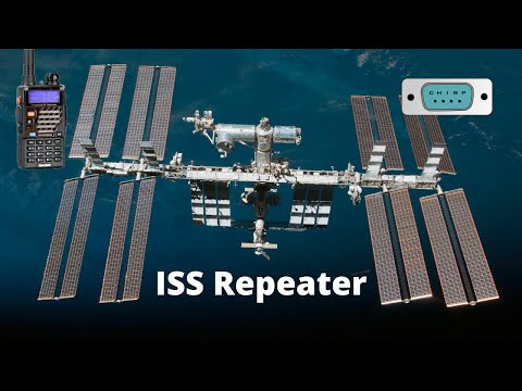 How to Program the ISS Repeater Frequencies into your Baofeng UV5R