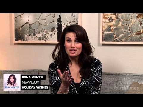 A Holiday Message from Idina Menzel