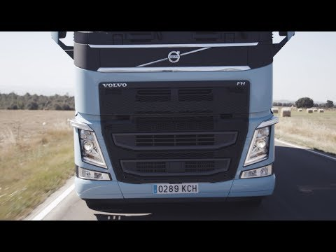 Volvo Trucks - High performance and low climate impact. The technology behind the LNG driveline