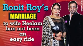 Ronit Roy opens up about the struggles in his married life, and more | Details Inside | TellyChakkar - TELLYCHAKKAR