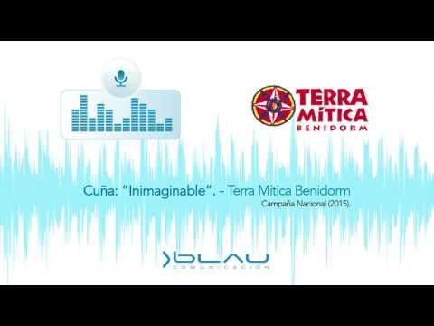 """Cuña """"Inimaginable"""" Terra Mitica Benidorm 2015 - Blau Comunicación"""