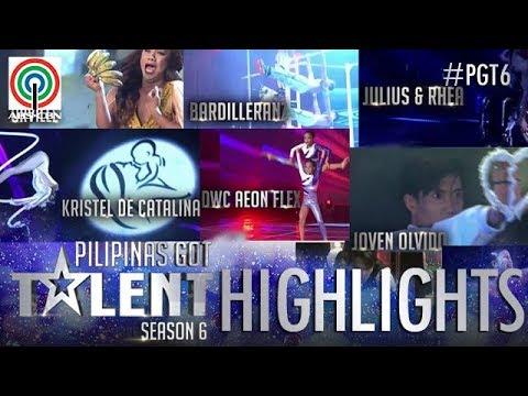 PGT Highlights 2018: Meet the Pilipinas Got Talent Season 6 Final 10
