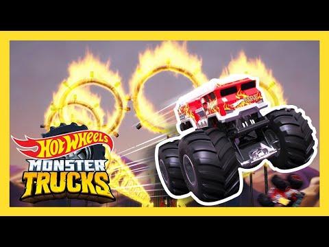 RACE ACE'S CRAZIEST CHALLENGE YET 🔥 | Monster Trucks Island FULL EPISODE #2 | @Hot Wheels