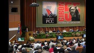 Cuba inició el octavo Congreso, marcado por el descontento y el desabastecimiento en el país