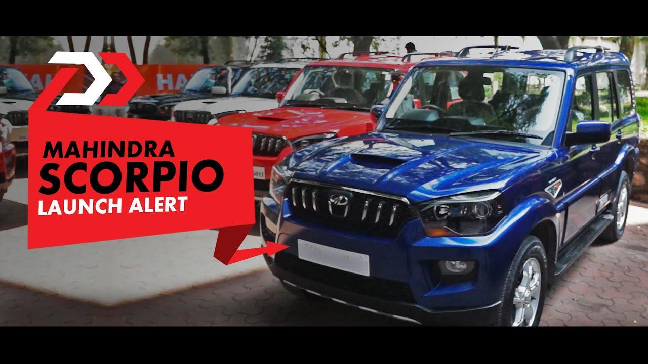 launch alert: महिंद्रा स्कॉर्पियो : powerdrift