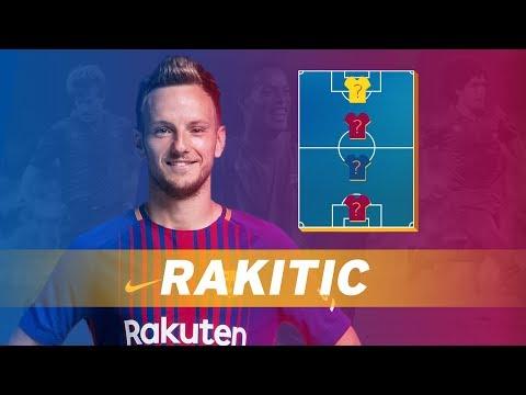 IVAN RAKITIC | MY TOP 4 (LEGENDS)