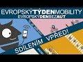 Evropský týden mobility Chrudim - 16. - 22.9.2017 - kompletní video
