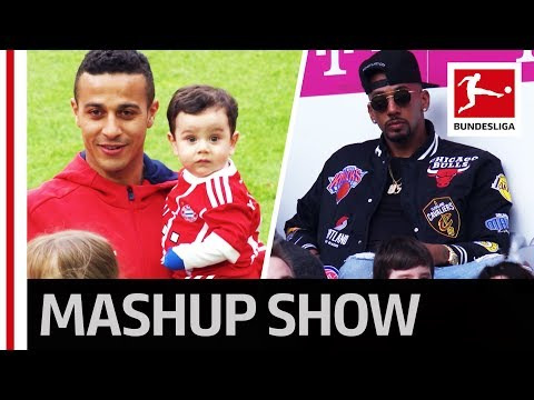Neuer's Massage, Thiago's Crying Child, Boateng's Fashion Style and More