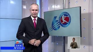 Segmento deportivo en la Emisión Estelar de Cuba