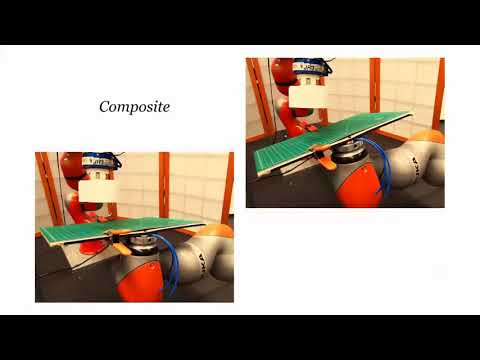Adaptive human-inspired compliant contact primitives