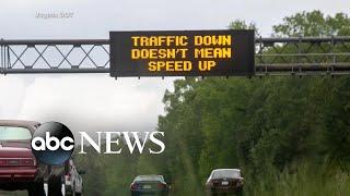 Dangerous driving surges with emptier roads