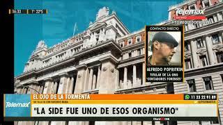 #Justicia | Alfredo Popritkin - Contador Forense  #ElOjoDeLaTormenta