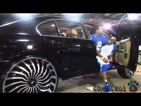 Download Youtube To Mp3 Kandy BMW 745 On 30 Forgiatos