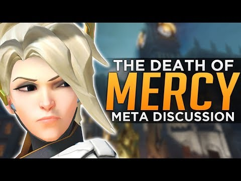 connectYoutube - Overwatch: The DEATH of Mercy? - Meta Discussion