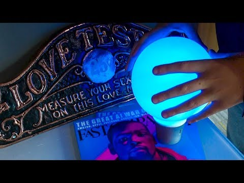 What's inside a Color Changing Light Bulb?