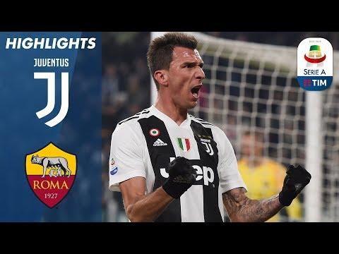 هدف مباراة جوفنتوس وروما - البطولة الايطالية -