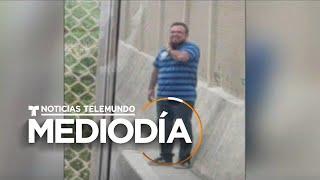 Migrante mexicano se quita la vida tras serle negado su asilo en EE.UU.   Noticias Telemundo