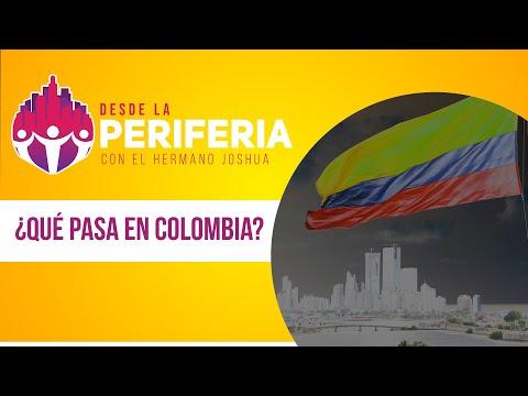 ¿QUE PASA EN COLOMBIA