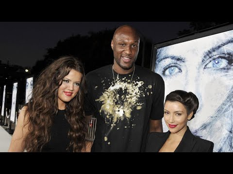 connectYoutube - Kim Kardashian Claps Back at Lamar Odom After His Diss at Ex Khloe Kardashian