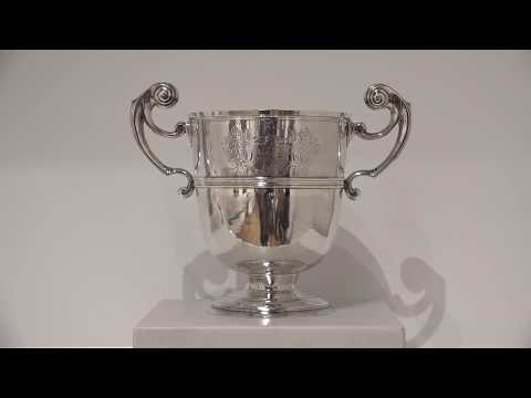 Restoration and Conservation: Woolsey's Cup