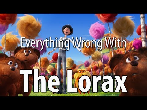 connectYoutube - Everything Wrong With The Lorax In 12 Minutes Or Less