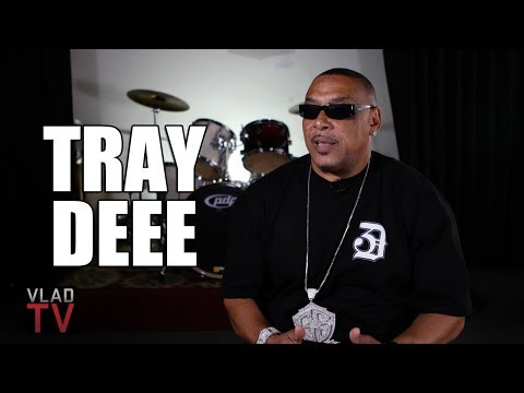 connectYoutube - Tray Deee Responds to X-Raided Calling Gangs