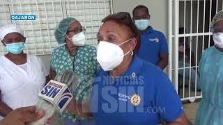 Donan insumos a hospital de Dajabón