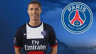 #UltimaHora Cristiano Ronaldo al PSG.. París Saint-Germain y el fichaje del siglo