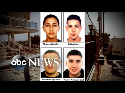 New information revealed in the Spain terror attacks