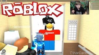 The Normal Elevator Roblox Kid Gaming Game Walkthrough